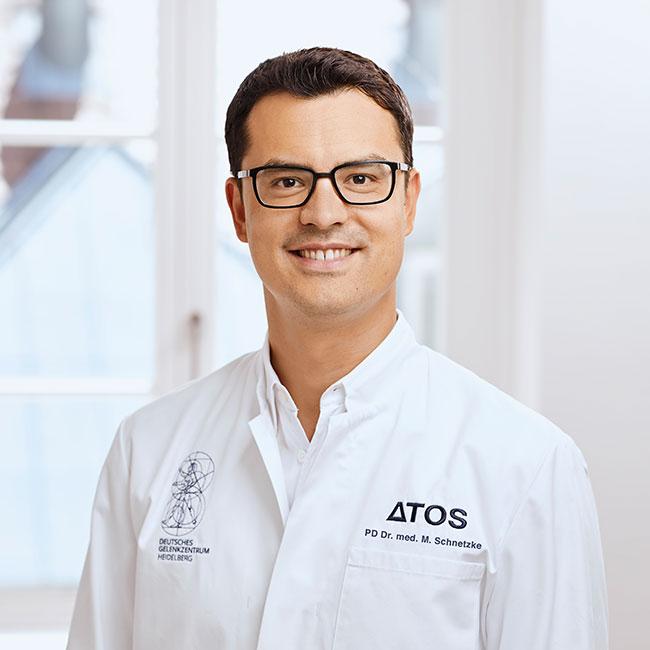 PD Dr. med. Marc Schnetzke